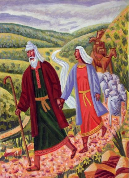 Sarah Und Abraham
